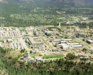 Los Alamos Nuclear Lab Scientists