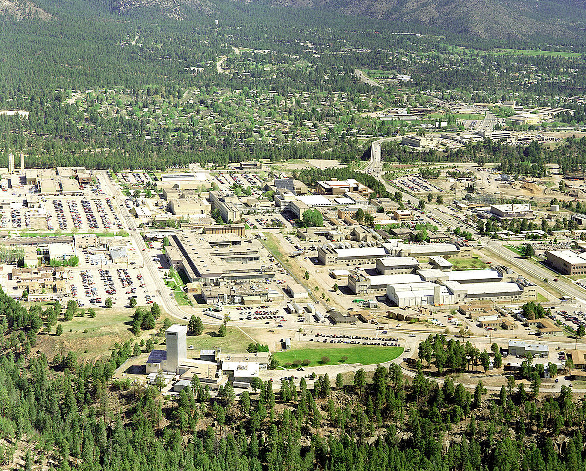 Los Alamos Nuclear Lab Scientists