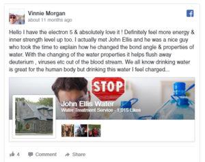 John Ellis Water Review